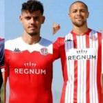Antalyaspor yeni sezon formalarını tanıttı