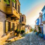 Ayvalık'ta gezilecek tarihi yerler: 100 yıllık cami ve kiliseler