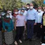 Bakan Soylu'dan selde hayatını kaybeden Özdemir'in ailesine ziyaret