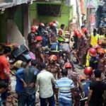 Bangladeş'te doğal gaz patlamasında camideki 16 kişi öldü