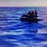 Jet ski ile Yunanistan'a kaçmaya çalışan 3 eski asker yakalandı!
