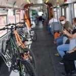 En uzun bisiklet yolundan sonra şimdi özel tramvay
