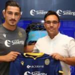 Hellas Verona Koray Günter'i transfer etti