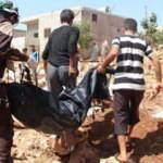 İdlib'den acı haber: 4 çocuk hayatını kaybetti