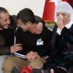 Kararlı mücadeleleriyle evlatlarını terörün pençesinden kopardılar