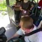 Maskesiz yolcuyu uyaran şoför yumruklandı