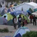 Mülteci kampında koronavirüs alarmı