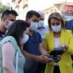 Nevşehir Valisi, koronavirüs denetiminde