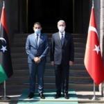 Türkiye ile Libya arasında kritik görüşme!