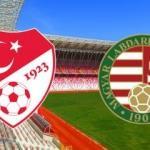 Türkiye Macaristan maçı hangi kanalda? UEFA Uluslar Ligi maçı ne zaman saat kaçta?