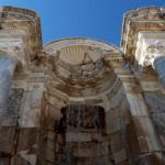 2 bin yıldır akan suyuyla Sagalassos'un gözdesi Antoninler Çeşmesi
