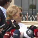 Eski Başbakan Tansu Çiller'in zor anları