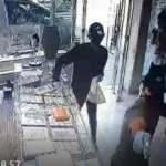 Adana'da 29 saniyelik kuyumcu soygunu