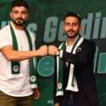 Adil Demirbağ, 3 yıllığına Konyaspor'da