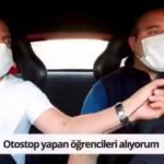 Bakan Varank'tan keyifli sohbet: Otostop yapan öğrenciyle anısını paylaştı