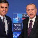 Başkan Erdoğan, İspanya Başbakanı Sanchez ile görüştü