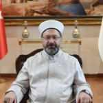 Ali Erbaş: Türkiye ve Pakistan halkının birbirlerine olan muhabbetleri devam edecek