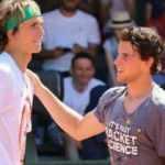 Final Zverev ile Thiem arasında oynanacak!
