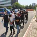 Gaziantep'te PKK operasyonu şüphelileri adliyede