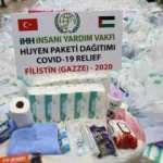 İHH'dan Gazze'deki ihtiyaç sahiplerine ve hastalara insani yardım