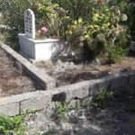 Mezarlıkta şoke oldular! Hırsızlar bakın ne çaldı?