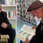 Okula gitmeden okuma yazma öğrendi, sonra kitap yazdı