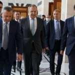 Esed ile görüşen Lavrov'dan Libya için ateşkes çağrısı