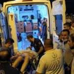 Samsun'da feci kaza: 2 ölü 3 yaralı