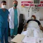 Virüs korkusuyla hastaneye gitmedi, böbreğini kaybetme tehlikesi yaşadı