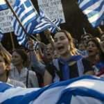 Yunanistan halkı 'Türkiye ile diyalog' talep etti