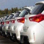 AB'de otomobil satışları sert düştü
