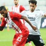 Beşiktaş - Antalyaspor! İlk 11'ler belli oldu