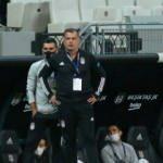 """Beşiktaş antrenör Murat Şahin: """"Hakemler kötüydü"""""""