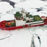 'Buz canavarı' ilk Kuzey Kutbu seferinden dönüyor