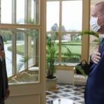 Cumhurbaşkanı Erdoğan, Kosova Cumhurbaşkanı ile görüştü