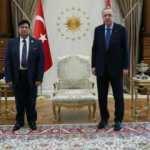 Erdoğan, Bangladeş Dışişleri Bakanı Abdul Momen'i kabul etti