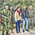 Fransa YPG'yle STK'sı Esed'le flörtte