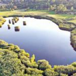 Iğdır'ın doğa harikası Üçkaya Gölü
