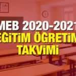 İlkokul 2,3,4 ve Ortaokul 5,6,7,8 sınıflar ne zaman okula başlayacak? MEB 2020 çalışma takvimi