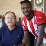 Sivasspor, Kayode transferini resmen açıkladı