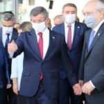 Kılıçdaroğlu'dan Davutoğlu'na ziyaret