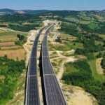 Kuzey Marmara Otoyolu'nun 5'inci kesimi tamamlanıyor