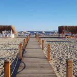 Mavi Bayraklı plajlar listesinde tepede: Sarımsaklı Plajı