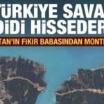 Mavi Vatan'ın fikir babasından Montrö resti: Türkiye savaş tehdidi hissederse...