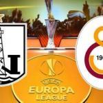Neftçi Bakü Galatasaray maçı saat kaçta? UEFA Avrupa Ligi maçı şifresiz kanalda mı?