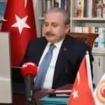 TBMM Mustafa Şentop'tan Abdi İbrahim'e tebrik