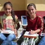 THY çalışanından çocuklar için tablet kampanyası