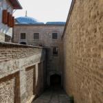 """Topkapı Sarayı'nın kapalı bölümlerinden """"At Rampası"""" ziyarete açıldı"""