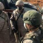 """Türk ve Rus askeri heyetlerinden """"İdlib"""" toplantısı"""