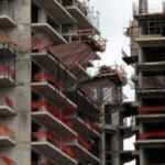 İnşaat işçisinin feci ölümü: 5. kattan zemine düştü